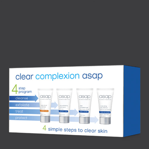 asap Clear Complexion asap pack | buy online at the Beauty Studio Dunsborough