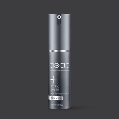 asap Firming Eye Lift 15ml | Firms + Lifts | buy online at the Beauty Studio Dunsborough