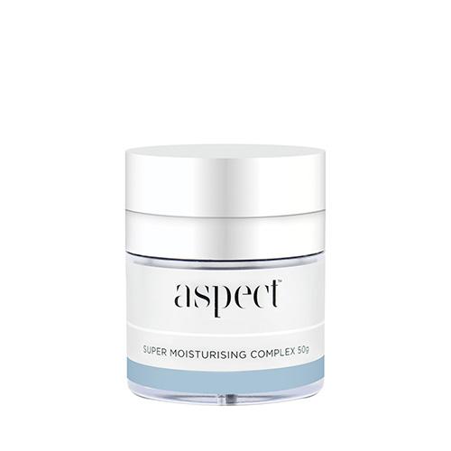 Aspect Super Moisturising Complex | Beauty Studio Dunsborough. Rich moisturising cream. A luxuriously rich moisturising cream.