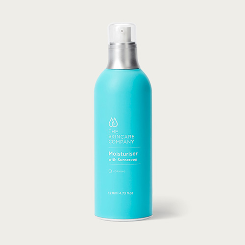 Moisturiser with Sunscreen The Skincare Company. This lightweight moisturiser is free from parabens & oils & is fortified with Vitamin B3. Shop online at The Beauty Studio Dunsborough