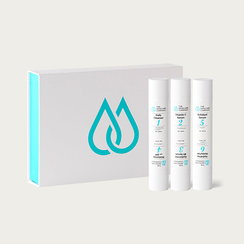 Essential Travel Pack The Skincare Company. Buy online at the Beauty Studio Dunsborough. Fast & Free delivery available.