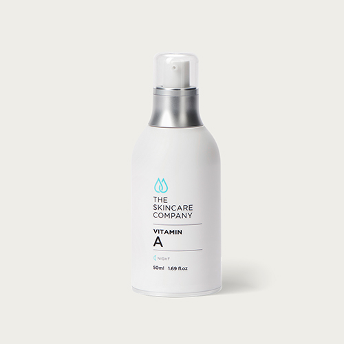Vitamin A Serum The Skincare Company. Anti-acne, Improves texture of aged & damaged skin, Improves skin discolouration, Promotes new collagen. Buy online at the Beauty Studio Dunsborough