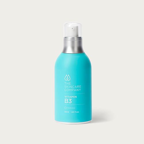 Vitamin B3 Serum The Skincare Company. Light serum based niacinamide (Vitamin B3) formula to strengthen and rejuvenate the skin. Shop online now at The beauty Studio Dunsborough.